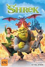 Shrek (DVD, 2001) Mike Myers, Eddie Murphy, Cameron Diaz, John Lithgow