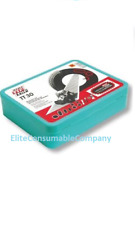 REMA TIP TOP Tyre Repair Breakdown Kit Puncture Patches + Air Cartridges TY190