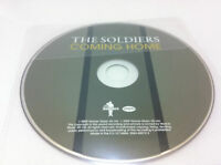 The Soldiers - Coming Home (CD 2009) - Music CD - DISC ONLY in plastic sleeve