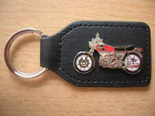 Schlüsselanhänger Hercules Wankel W 2000 / W2000 rot red Motorrad Art. 0118 Moto