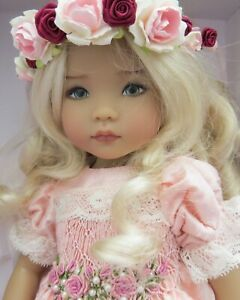 """Dianna Effner Little Darling Doll 13"""" Sculpt # 2 Geri Uribe Beautiful Outfit!"""