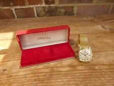 Vintage 1968 Omega Deville Mens Automatic GP Watch 565 Cal.Original Box Ex Cond.
