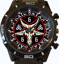 Hail Satan culte Follower New Style Cadeau unique Montre Bracelet Rapide