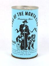 1970s Can Of The Month St. Bernard Dog Beer 12oz Can Tavern Trove