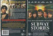 SUBWAY STORIES LILI TAYLOR MERCEDES RUEHL NEW DVD