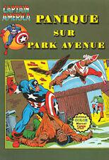 Artima / Arédit  Captain America    N° 11  série 1