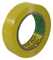 Gelb Elektro-Isolierband Klebeband Isolierband Isoband Tape Isoliertape NEU
