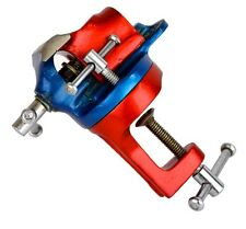 """Jewelers 2"""" Revolving Bench Clamp Vise Jewelry Making Tool Hobby Table Vice"""