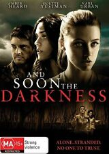 And Soon The Darkness (Disc only comes in blank case DVD) Region 4 (VG Con)