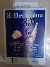 New Genuine Electrolux Hepa Filter  EF18  Clario Excellio Oxygen Praxio Smartvac
