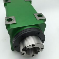 BT40 Power Head Spindle Unit 3000RPM Drilling Milling Tapping Spindle Head CNC