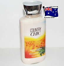 BATH & BODY WORKS *** Country Chic *** BODY LOTION 236ml ~ FULL SIZE