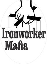 Ironworker Mafia sticker, CIW-20