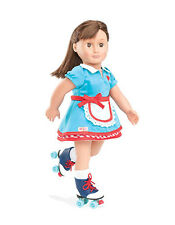 Our Generation - Roller Skater Outfit für Puppe 46 cm