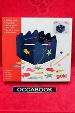 Goki - Jeu D'Action Et De Réflexe - Jeu De Pêche à la ligne en bois - occasion
