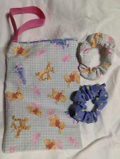 wrist tote bag e-reader winnie the pooh & friends tigger piglet eeyore & hair