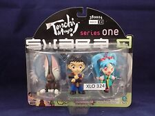 TENCHI MUYO!  SERIES ONE 3 pack new in box (XLO 324)