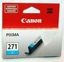 Canon Pixma 271 C Cyan Ink Tank
