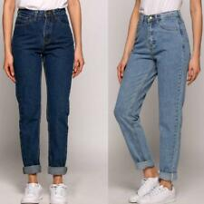 b11f653bd2133 High Waist Long Pants for Women Harem Casual Jeans Ankle Length Loose  Vintage