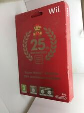 Super Mario: All-Stars - 25th Anniversary Edition Nintendo Wii N64 New SEALED
