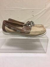 Clarks Artisan Womens Boat Deck Shoes Sz 7.5 M