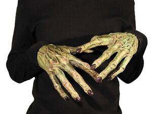 Rasta Imposta Monster Hands Latex Adult Halloween Costume Accessory MR156003