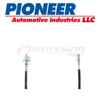 Pioneer Speedometer Cable for 1975-1984 Chevrolet K10 4.1L 4.8L 5.0L 5.7L qu