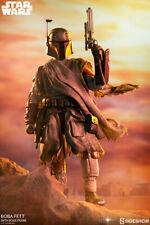 Sideshow Boba Fett Mythos Star Wars Disney 1/6 Scale Figure New In Stock