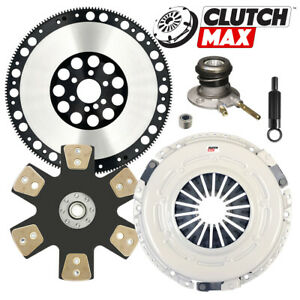 STAGE 5 PERFORMANCE CLUTCH KIT+SLAVE+RACE FLYWHEEL PONTIAC GTO 5.7L 6.0L LS1 LS2
