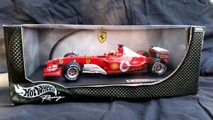 1:18 Hot Wheels F1 Ferrari F2003-GA Michael Schumacher 2003