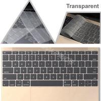 "Transparent Keyboard Cover Skin for Macbook 12"" Retina Model:A1534 2015 Released"