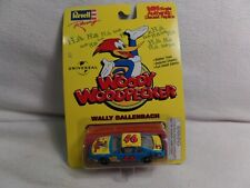 REVELL RACING 1:64 SCALE WALLEY DALLENBACH WOODY WOODPECKER DIE CAST CAR