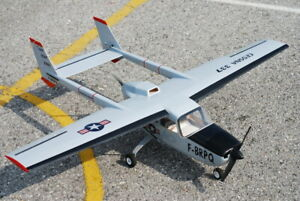 Cessna 337 Sky Master Airplane kit