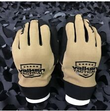 New Valken V-Tac Sierra Ii Tactical Paintball Airsoft Gloves - Tan - Xl