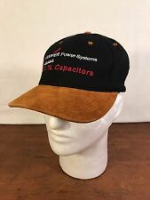 Men's Wool Blend Cooper Power Systems Laser EX-7L Adjustable Baseball Cap (CH4)