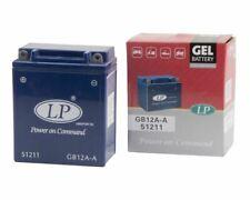 Batterie 12V 12aH LANDPORT GB12A-A Gel YAMAHA SR SRX TX DUCATI SS SUPERBIKE S2