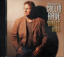 The Best Of Collin Raye Direct Hits ~ Contemporary Country ~ CD ~ Used VG