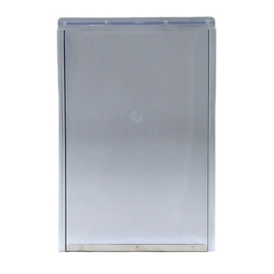 """Pet Door Replacement Flap 10.5 x 15"""" For Original And Aluminum Frames New Style"""