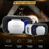 Virtual Reality VR 3D Video Glasses Helmet Box Gifts for Android IOS Samsung