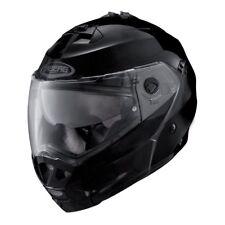 Caberg Duke Matt Black Flip Front Face Motorcycle Sports Helmet L 0488366