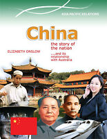 CHINA: THE STORY OF THE NATION - BOOK  9780864271020 x