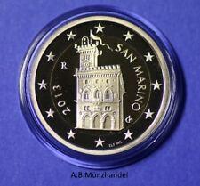 San Marino 2013 Kursmünzen (wählen Sie zwischen 1 Cent und 2 Euro) proof PP