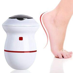 Molinillo de pie eléctrico portátil para adsorción al aspiradora,pulidor de pies