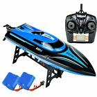 SkyCo H100 Rc Boat 2.4GHz High Speed Remote Control Boats for Kids and Adults. E