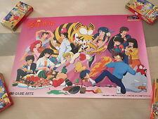 >> URUSEI YATSURA LUM LAMU SEGA MEGA CD JAPAN B2 SIZE OFFICIAL POSTER! <<