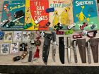 Junk+Drawer+Lot+Vintage+Dr.Seuss%2C+Knives%2CBSA
