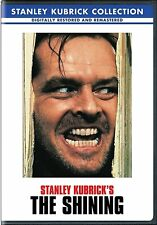 The Shining Dvd 2010 Stanley Kubrick Collection Jack Nicholson Shelley Duvall