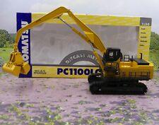 Joal #401 Komatsu PC1100LC-6 Material Handler 1:50 scale vgc boxed