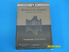 Masterpiece Classic: Downton Abbey - Seasons 1 One & 2 Two (DVD, 2012, 6-Disc...