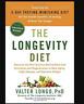The Longevity Diet Hardback Book by Valter Longo, PhD